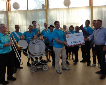 Harmonie Excelsior wint € 500 !